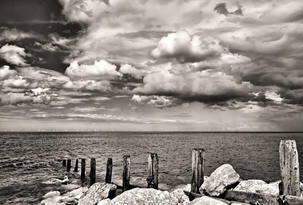 LLanddulas Shore(3) by romansnumber7