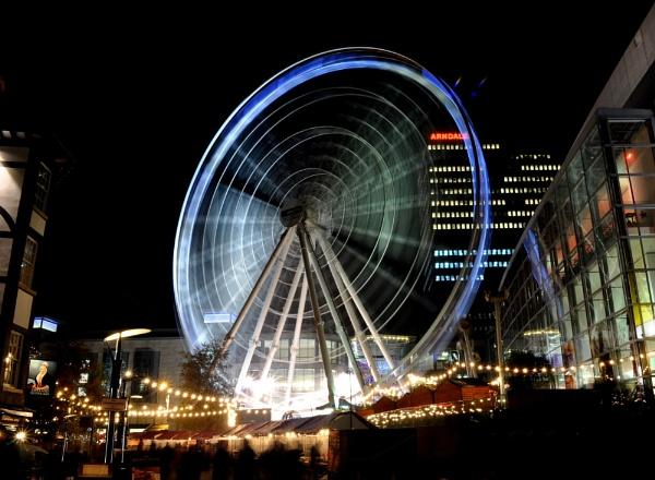 manchester wheel by daveyo