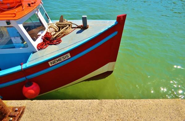 caldey island ferry by stu8