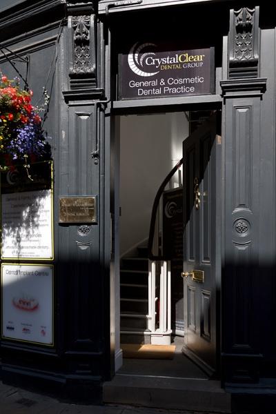 A door in York by xwang