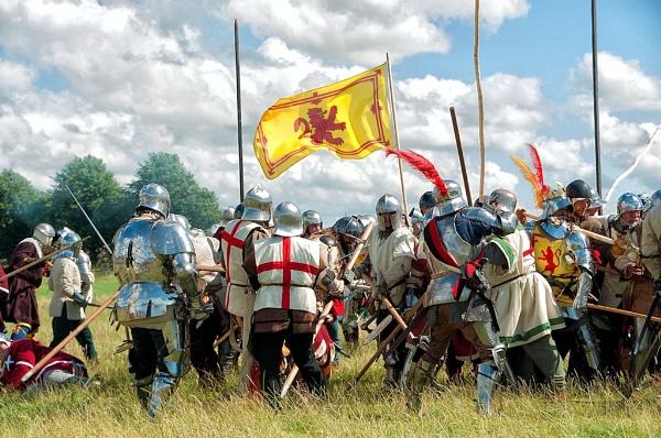 battle of Flodden 1513- 2013 by luckybry
