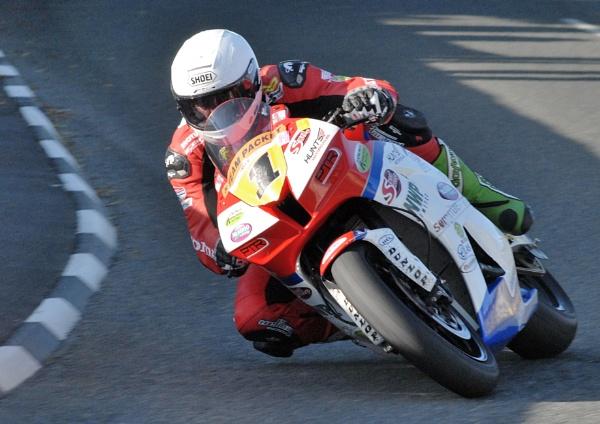 Michael Dunlop 600cc by goldwing1