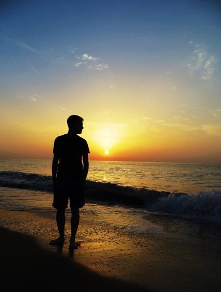 Spanish Sunrise by Dannielle