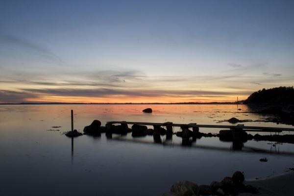 Danish Fjord by JamJar