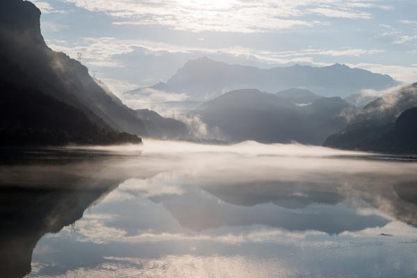 Misty Morning by livinglevels