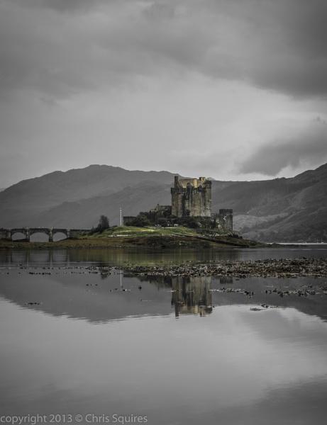 Eilean and Donan Castle