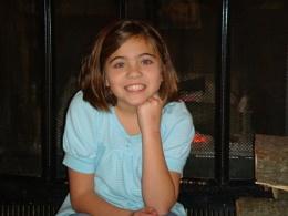 Abby at 10