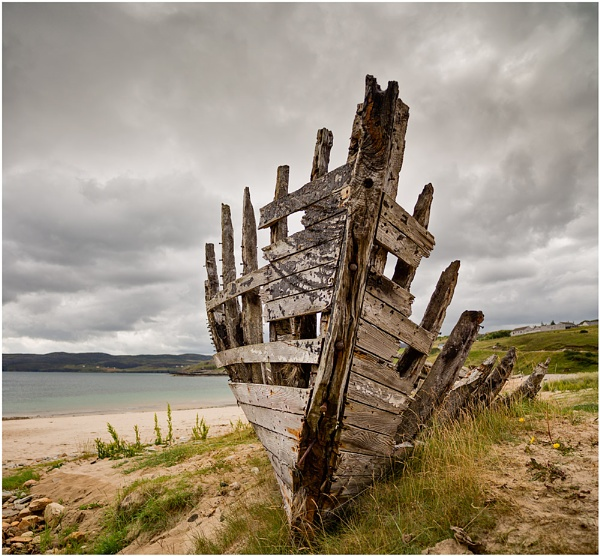 The Wreck 2013... by Scottishlandscapes