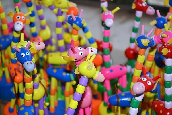 Toys by Davidroid