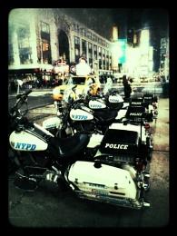 NYPD blues