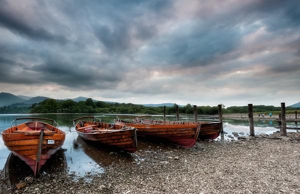 Four Boats no Men by John_Horner