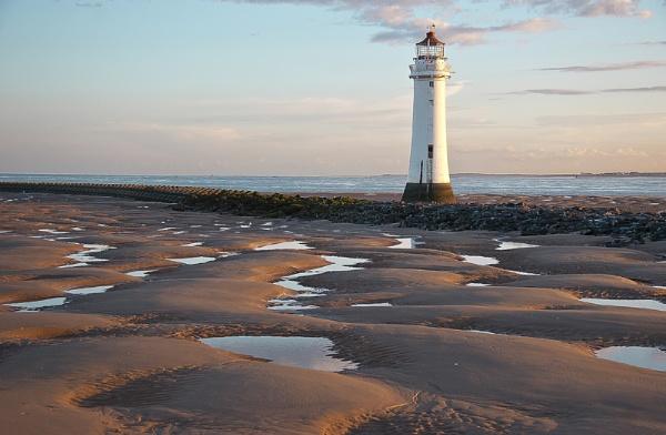 Perch rock lighthouse by 55jase