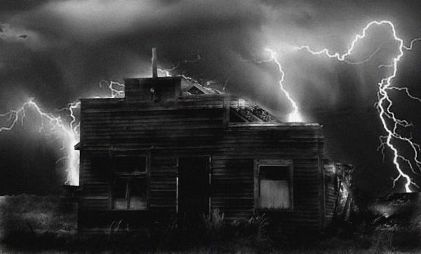 White Lightning by Tosh4photos