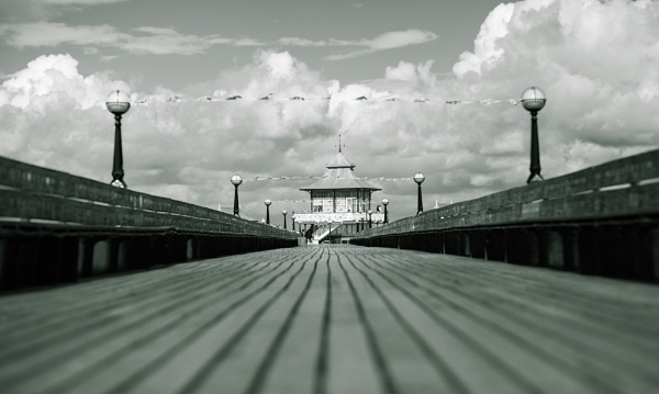 The Pier by MattyEdwards
