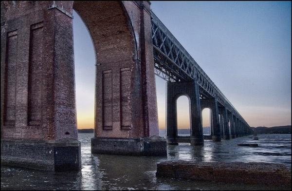 Tay Bridge by waineswitch