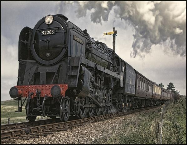 Black prince Sheringham. by horley