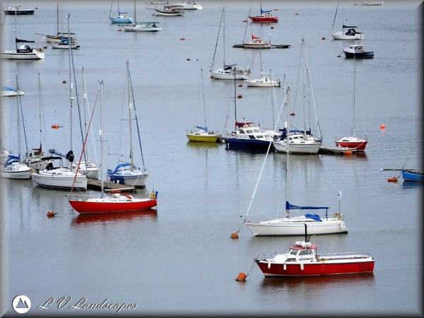 Boats by Lourens_Vorster