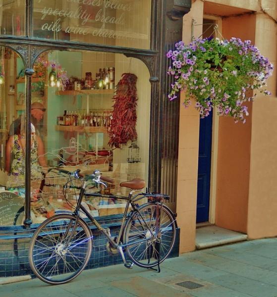 bicycle by stu8