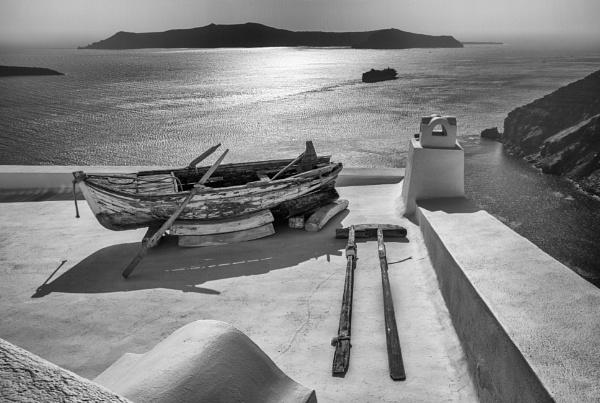 The Old Boat by Mackem
