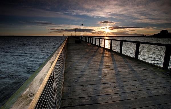 Amble Pier