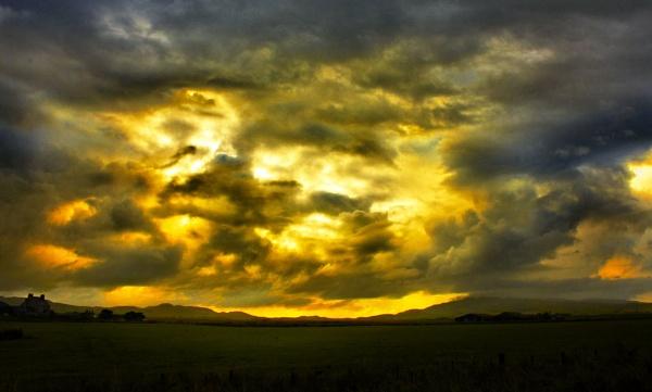 Angry Skies by tynetoons