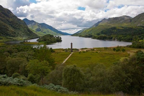 Loch Shiel by moiral