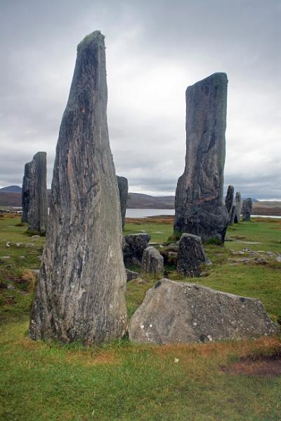 callanish standing stones by russmac