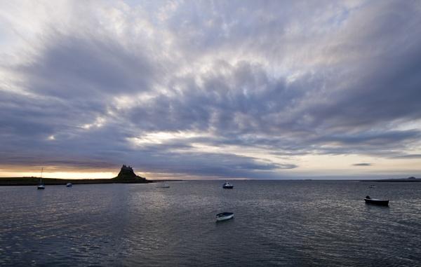Holy Isle by topsyrm