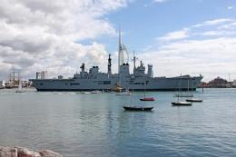 HMS Illustrious (image 2)