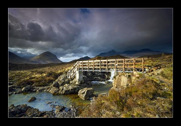 The Bridge by jeanie