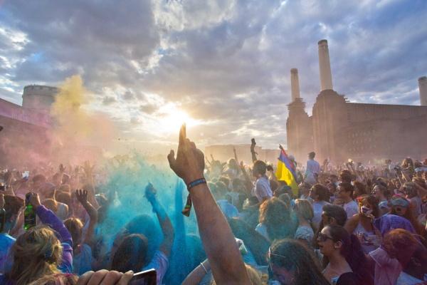 Holi festival London 2013 by amanda0102