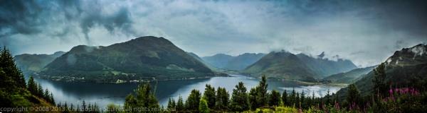 Loch Duich Scotland by CDSINUK