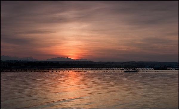 Twilight in Egypt by steve_fdr