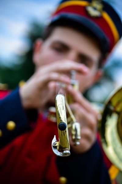Trombonist by derrymaine