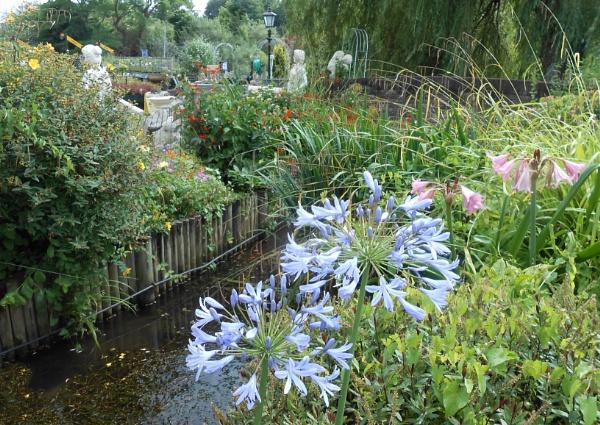 The Secret Garden by EileenH