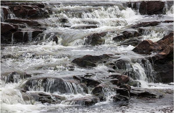 Cascade... by Scottishlandscapes