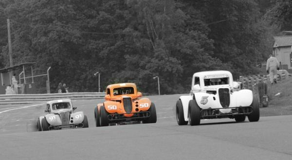 Legend car race by Twin2Devine