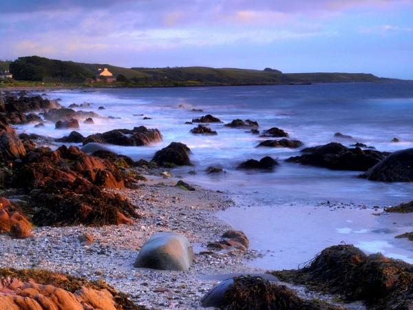 Kintyre beach by gregfrompreston