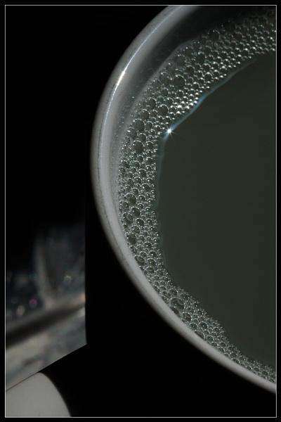 Mug Bubbles by Morpyre