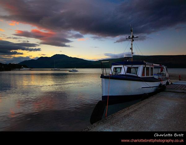 Lomond Sunset by ChazB