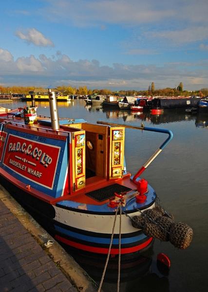 Barton Marina by AndyMurdo