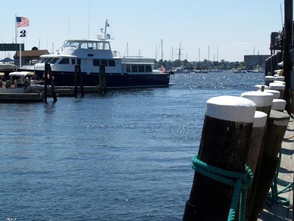 ~ Bowen\'s Wharf by LexEquine