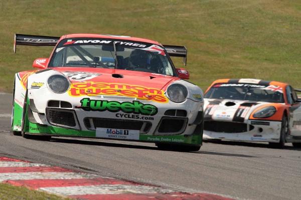 Trackspeed Porsche by cuffit