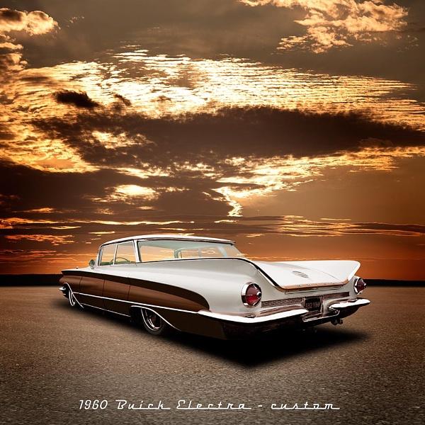 1960 Buick Electra - Custom