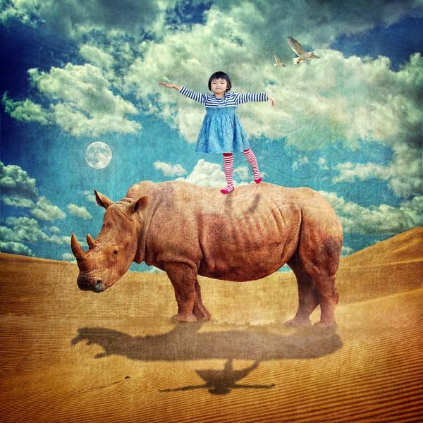 I Khow a Rhino. by Scaramanga