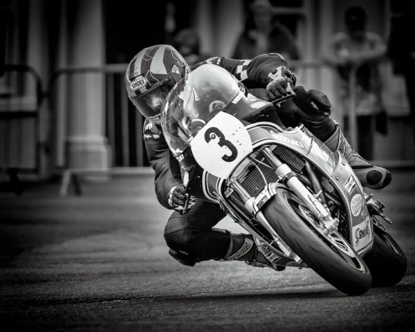 Michael Dunlop by EdricCross