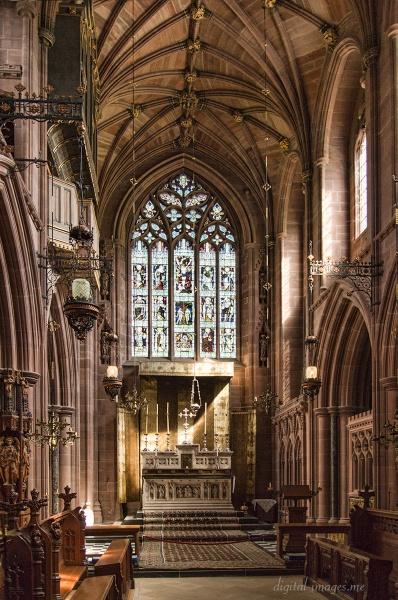 Clumber Chapel by Alan_Baseley