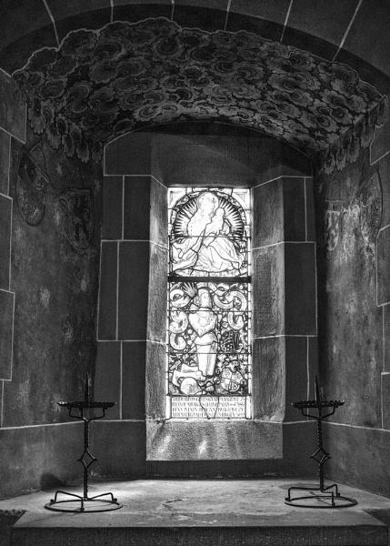 Window of Light by mlseawell