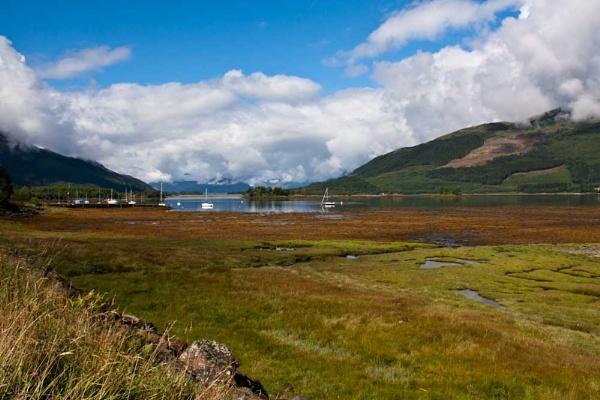Loch Linnhe by moiral