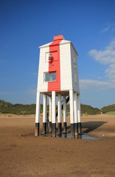 Burnham on Sea Lighthouse by Steve2rhino